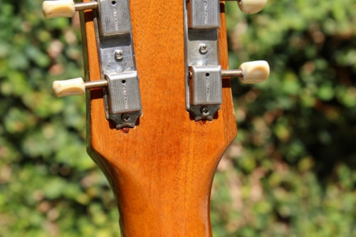 1956 Gibson ES 225T Natural near mint condition with hard case.