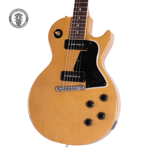 1956 Gibson Les Paul Special TV Yellow