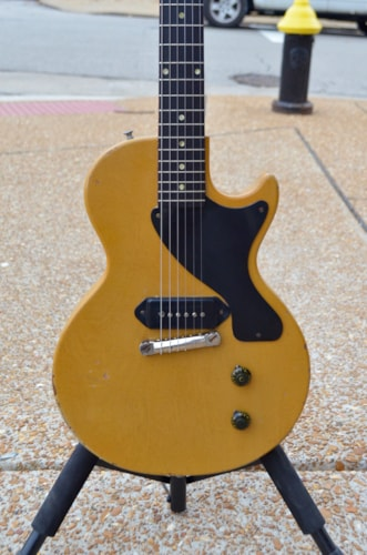 1956 Gibson Les Paul TV Model Limed Mahogany