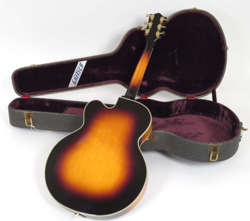 1956 Gretsch Country Club Sunburst