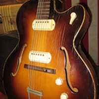 1956 Gretsch Paramount Archtop Hollowbody Electric