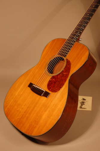 1956 Martin 00018,000-18,OM Very Good, Hard, Call For Price!