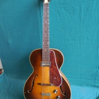 1957 epiphone harry volpe
