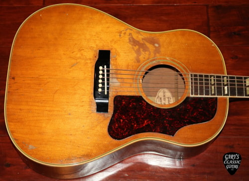 1957 Gibson  Country Western  Natural