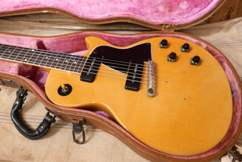 1957 Gibson Les Paul Special TV Yellow
