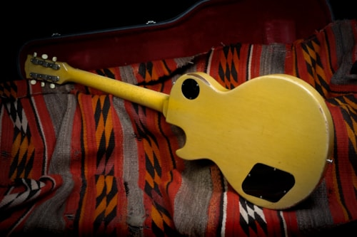 """1957 Gibson TV Special """"TV Yellow"""""""