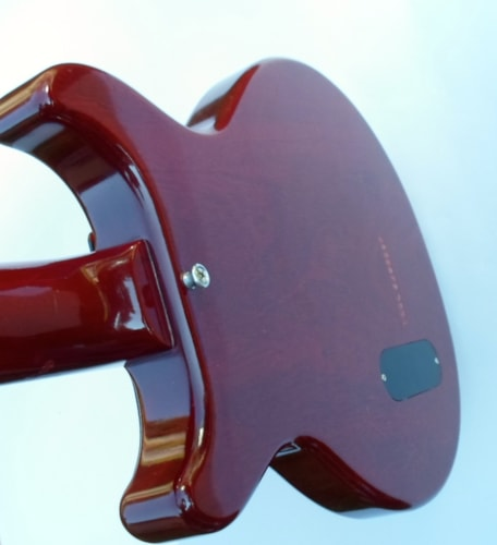 1958 Gibson Les Paul Jr Cherry Red,  Unfaded Color!