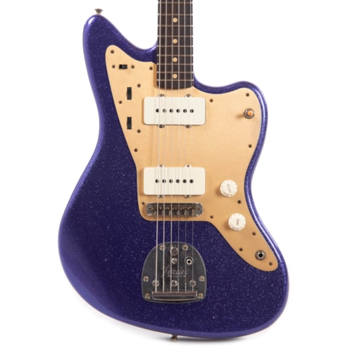 "Fender Custom Shop 1959 Jazzmaster ""Chicago Special"" Journeyman Relic Purple Sparkle"