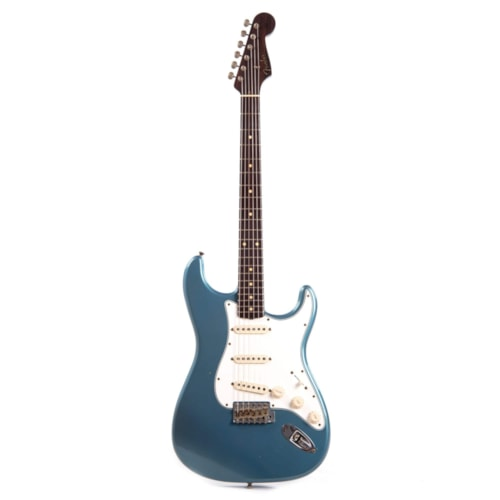 "Fender Custom Shop 1959 Stratocaster ""Chicago Special"" Journeyman Aged Lake Placid Blue w/Rosewood Neck"