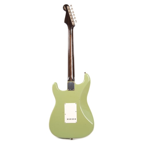 """Fender Custom Shop 1959 Stratocaster """"Chicago Special"""" Journeyman Relic Faded/Aged Sweet Pea Green w/Rosewood Neck"""