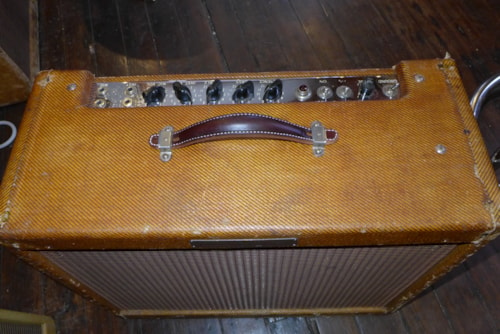1959 Fender Tweed 5F4 Super