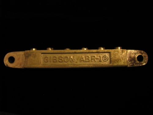 1959 Gibson ABR-1 Bridge  Nickel, Excellent