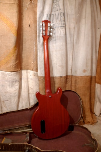 1959 Gibson  Les Paul Junior Cherry Red