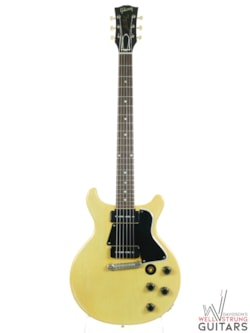 1959 Gibson Les Paul Special TV Yellow Double Cut