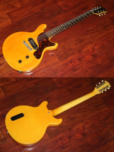 1959  Gibson  Les Paul TV Junior TV Yellow