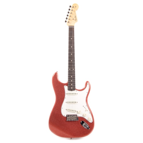 """Fender Custom Shop 1960 Stratocaster """"Chicago Special"""" Deluxe Closet Classic Faded Tahitian Coral Sparkle"""