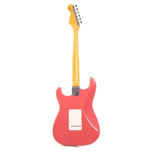 """Fender Custom Shop 1960 Stratocaster """"Chicago Special"""" Journeyman Relic Faded Fiesta Red"""