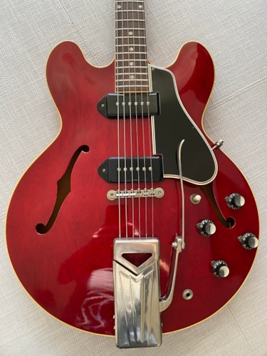 1960 Gibson ES-330 TDC Cherry Red NEAR MINT Condition