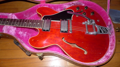 1960 Gibson ES-335 Red