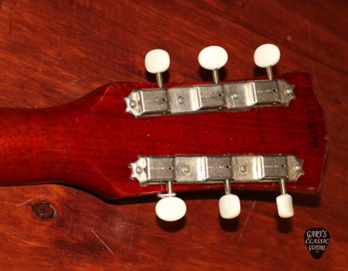 1960 Gibson  Les Paul Junior  Cherry Red