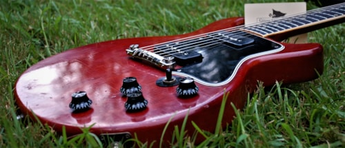 1960 Gibson Les Paul Special Red, Good, Hard