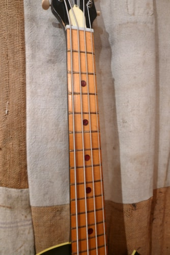 ~1960 Kay Value Leader Bass Sunburst