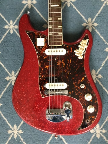 1960 Norma EG 470-2 Red Sparkle, Good