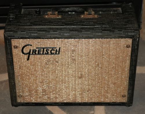 1960's Gretsch Compact 6150 Low power Tube amp