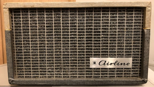 1961 Airline GPL3823A Powered Speaker