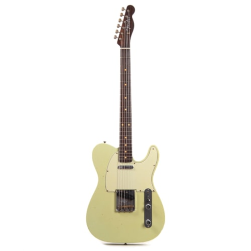 "Fender Custom Shop 1961 Telecaster ""Chicago Special"" Journeyman Relic Sweet Pea Green w/Rosewood Neck"
