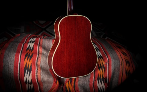 1961 Gibson Country & Western SJN Natural