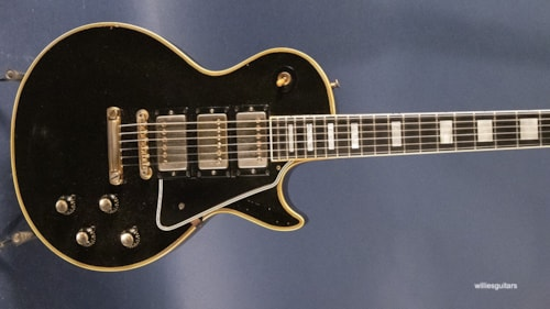 Vintage 1961 Gibson Les Paul Custom Black