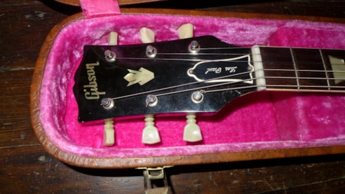 1961 Gibson SG/Les Paul Red