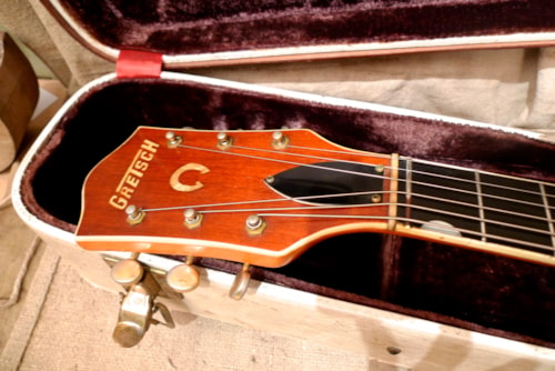 1961 Gretsch 6120 Chet Atkins Western Orange