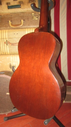 ~1961 KAY Small Bodied 3/4 Size Acoustic Parlor Guitar Natural