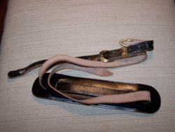 ~1962 Gibson Country & Western Guitar Strap