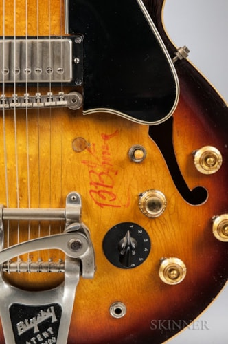 1962 Gibson ES-335 TD Good, Hard, Call For Price!