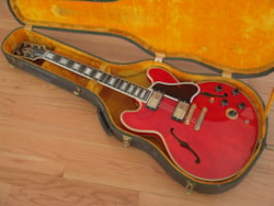 1962 Gibson ES-355 TDSV FACTORY STOP TAIL