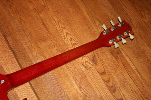 1962 Gibson SG Les Paul Standard  Cherry Red