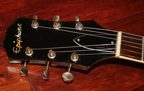 1963 Epiphone Casino  Rare left handed version