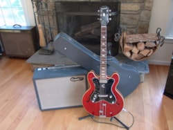 1963 Epiphone Professional with Matching Amp.