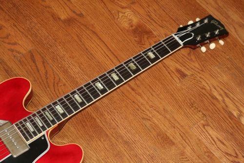 1963 Gibson  ES-330 TDC Cherry Red