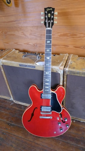 1963 Gibson ES-335 Red