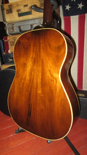 1963 Gibson LG-1 Small Bodied Acoustic Flattop Sunburst
