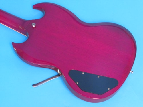 1963 Gibson SG SPECIAL Trans Cherry, Near Mint