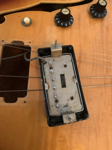 1963 Gibson  Tal Farlow Viceroy Brown