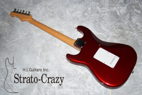 1964 Fender Stratocaster Candy Apple Red, Near Mint, Original Hard, Call For Price!