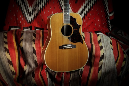 1964 Gibson Country & Western Natural