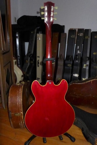 1964 Gibson ES-335 Red