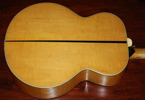 1964 Gibson  J-200  Natural, Very Good, Hard
